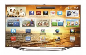 Samsung LED TV ES8000